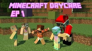 Minecraft Daycare: Ep 1: Pooping Problem