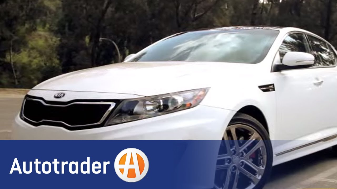 2013 Kia Optima   Sedan | New Car Review | AutoTrader   YouTube