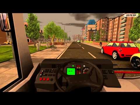 Driving School Simulator - Trailer (PC)