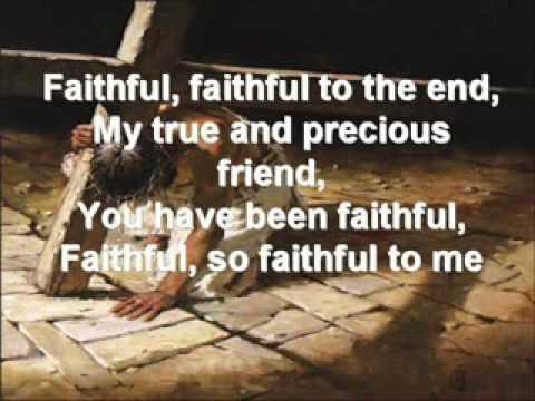 Faithful One - Selah