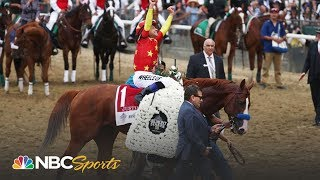 How Justify won the Belmont Stakes, Triple Crown I NBC Sports