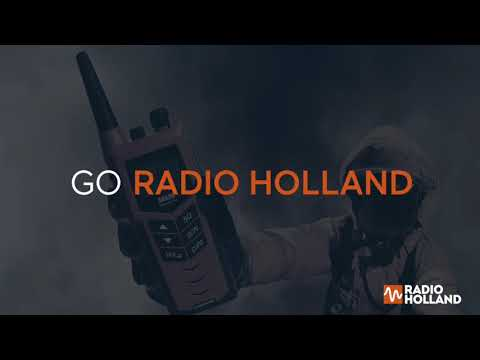 Radio Holland Introduces Cobham SAILOR 3965 UHF Fire Fighter