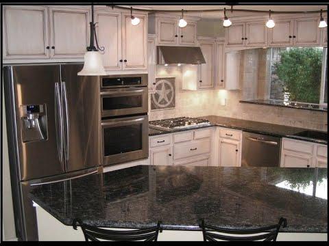 Sapphire Brown Granite Countertops Dallas TX By DFW Granite