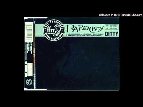 Paperboy - Ditty (Ben Liebrand Radio Mix)
