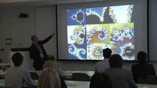 Fractals in Neurosciences by Dr. Antonio Di Ieva