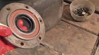 Ремонт бежецкого компресора з 416м, своїми руками. На чому можна заощадити.
