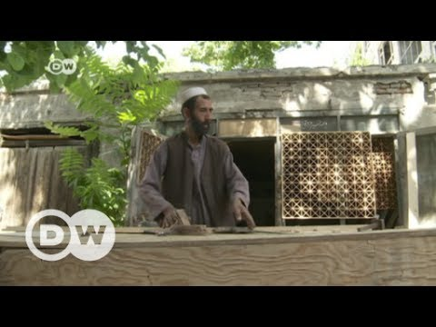 People in Kabul live with danger | DW English