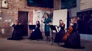 Golden Gate String Quartet & Dorota Kołodziej - Ciemna Dziś Noc