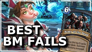 Hearthstone - Best of BM Fails