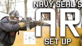 How a Navy SEAL Sets up his AR   Tactical Rifleman