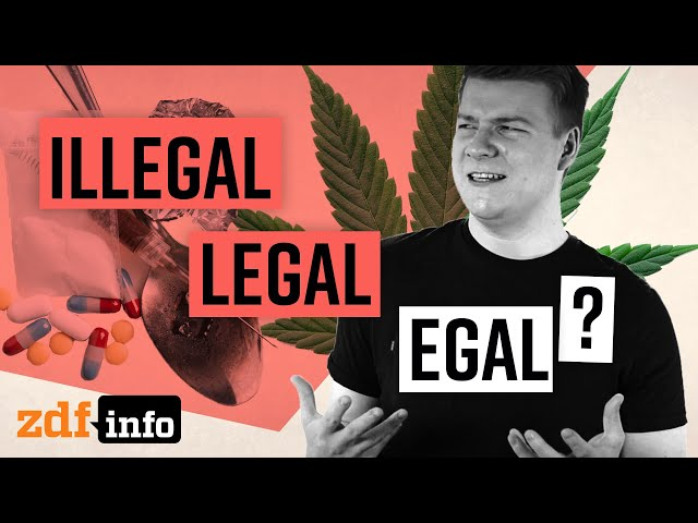 Koks oder Cannabis! Wieso sind Drogen eigentlich verboten? I Der rote Faden