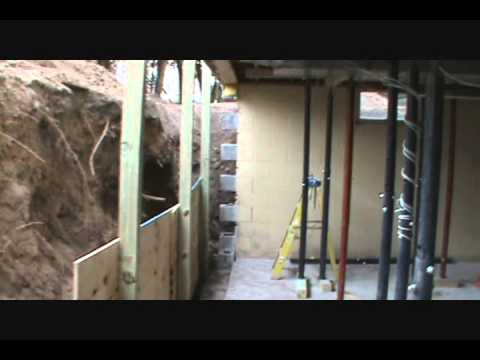 michigan foundation repair staydry basement waterproofing