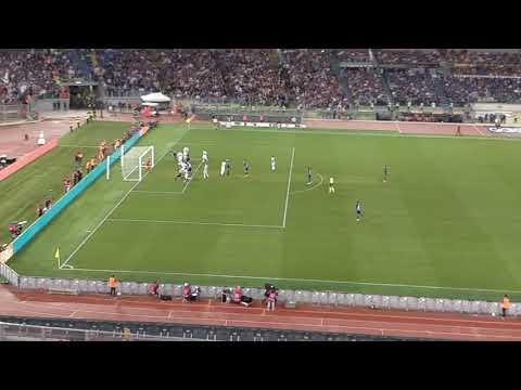 Lazio Inter 2 3 Gol Vecino Tribuna Tevere Live