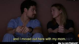 Grey's Anatomy 15x09: Meredith and Deluca