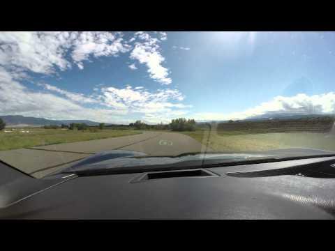 Last run of the day Sept 28th Grand Junction Motor speedway 1:05.657 C6 Corvette