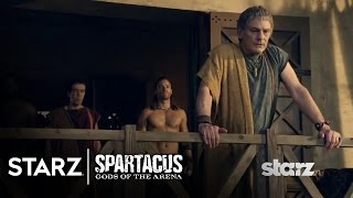 Spartacus | Gods of the Arena - No Champion of My House | STARZ