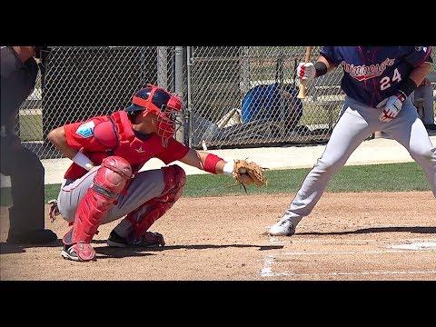 Samuel Miranda Boston Red Sox — 2018 Catching