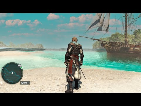 Assassins Creed 4 Black Flag: 8 YEARS LATER..