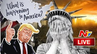 What's Happening in America Right Now Live | George Floyd protests across America Live | Ntv Live