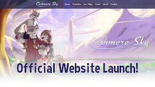 Artist Blog - Cashmere Sky Official Website Launch