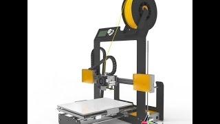 Video zum Testbericht des 3D Druckers BQ Hephestos 2 von 3djake