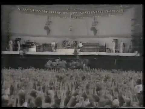 Reportagem: Live Aid - Rede Manchete (1985)