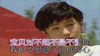 韓寶儀 寶貝對不起 原曲Asanee & Wasan อัสนี วสันต์ ยินดีไม่มีปัญหา 【KARAOKE】Han Bao Yi『BAO BEI DUI BU QI』