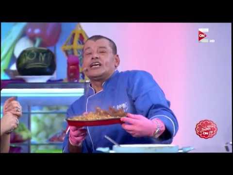 برنس الطبخ - البرنس للجمهور - انا ماما - وشاهد الشكل النهائي للحمام بالمكرونة المرمرية  - 16:20-2017 / 5 / 28