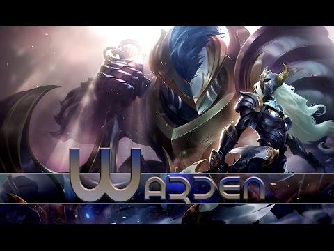 League of Legends: Warden Nautilus (Skin Spotlight)