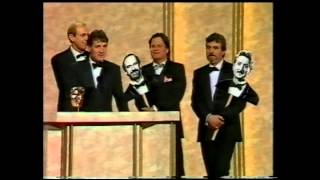 Monty Python wins The Michael Balcon award at BAFTA 1988