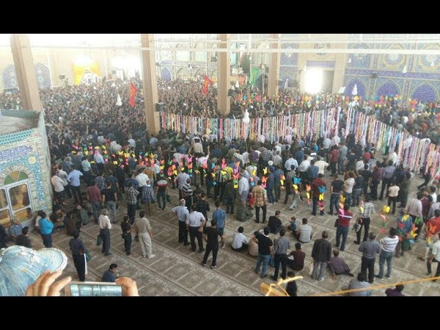 """IRAN: New protests in Kazerun with chants of """"Beware of the day when we arm ourselves."""""""