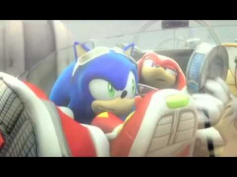 Sonic The Hedgehog - I'm Blue