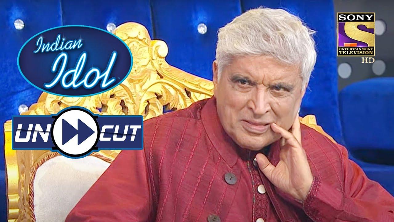 Javed Akhtar Enjoys Ashish's Performance On 'Mitwa' | Indian Idol Season 12 | Uncut