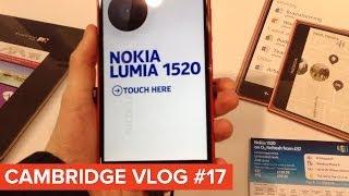 Cambridge Vlog 17 | Phone Shopping