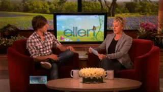 Ellen DeGrees Show: Ellen and Zac Efron plays 'Last Word