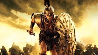 Лучший бой на мечах в истории кино! Ахилес против Гектора.