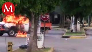 Delincuentes detienen balacera tras liberación de Ovidio Guzmán