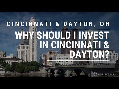 Why Invest In Cincinnati & Dayton Ohio Real Estate Markets?