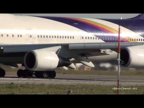 PLANES ENGINE SOUNDS: A380, 747, 777, 767, A340, A330, A321, A320, A319