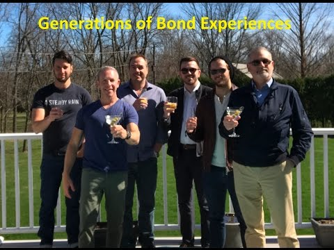 Generations of Bond Experiences