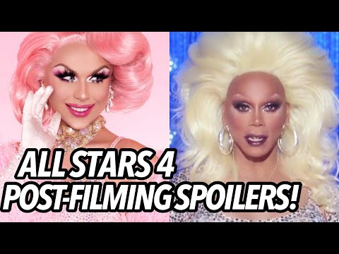 UPDATE All Stars 4 Post-Filming SPOILERS
