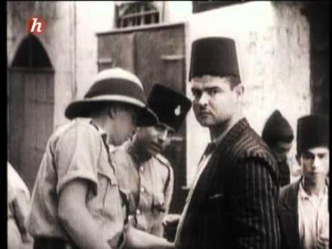 Histoire de la Palestine 1880-1950