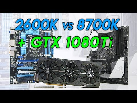 Time to upgrade the 2600k? - Overclock net - An Overclocking