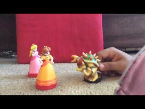 Princess peach daisy Rosalina escape bowser trap