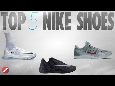 top-5-nike-shoes!