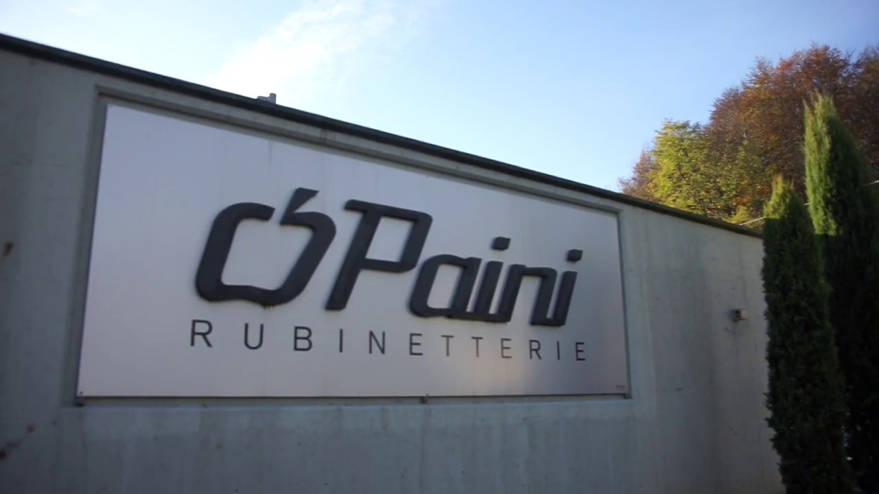 Paini Rubinetterie S.p.a. - Factory video - YouTube