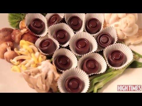 The HIGH TIMES Kitchen: Mushroom Chocolates