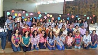 Anula Vidyalaya 93' batch annual get together, 2015