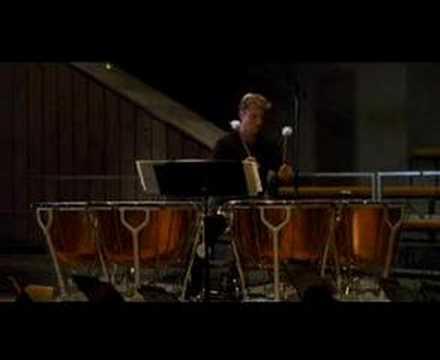 Timpani Duet written by Former Berlin Philharmonic Timpanist