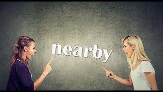 #138: nearbyの用法/incelって何?(ボキャビル・カレッジ・第138回)